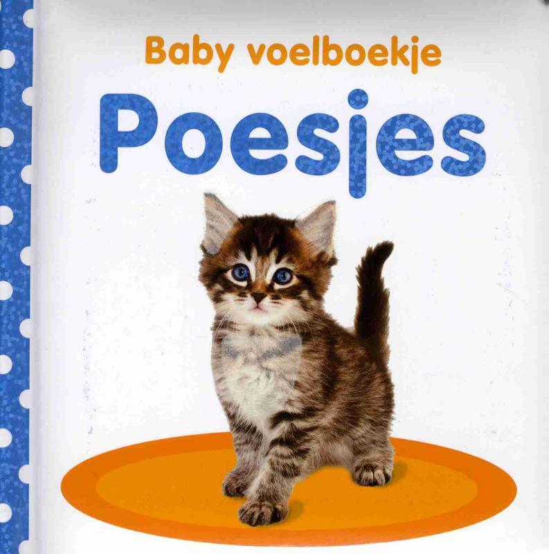 Baby voelboekje: Poesjes
