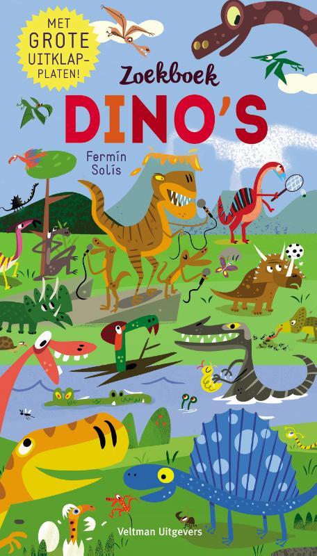 Zoekboek Dino's