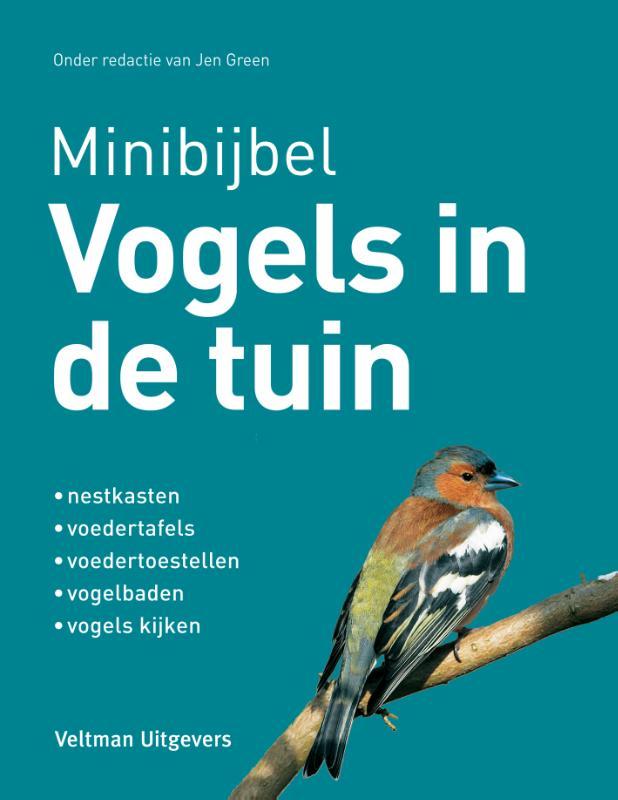 Minibijbel Vogels in de tuin