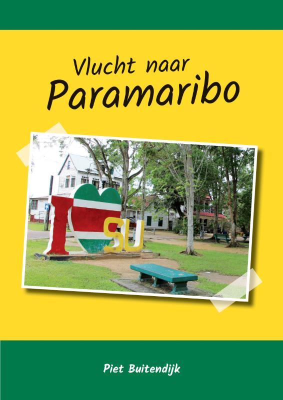 Vlucht naar Paramaribo