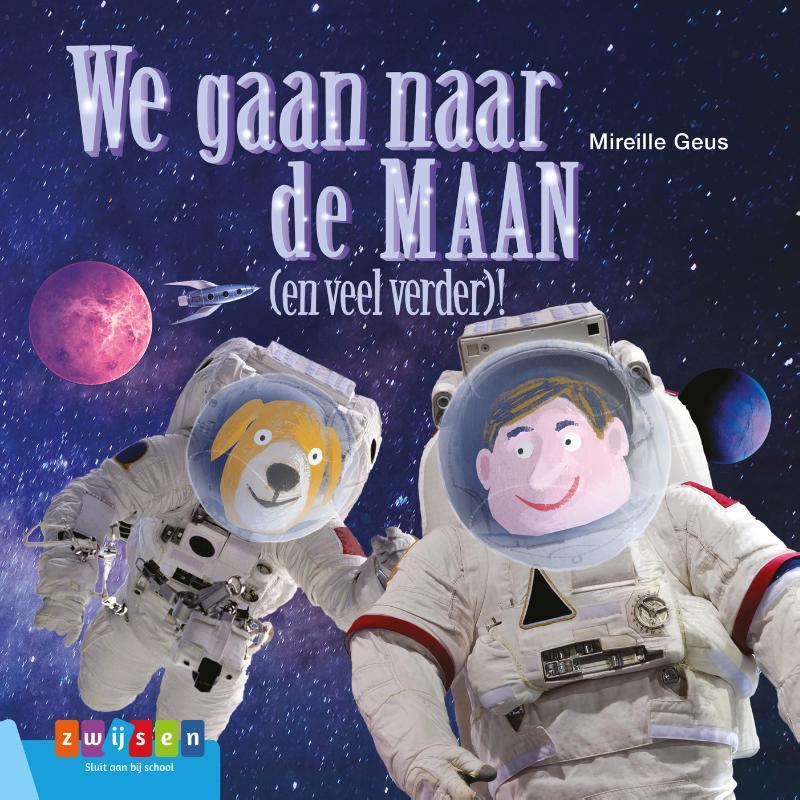 We gaan naar de Maan
