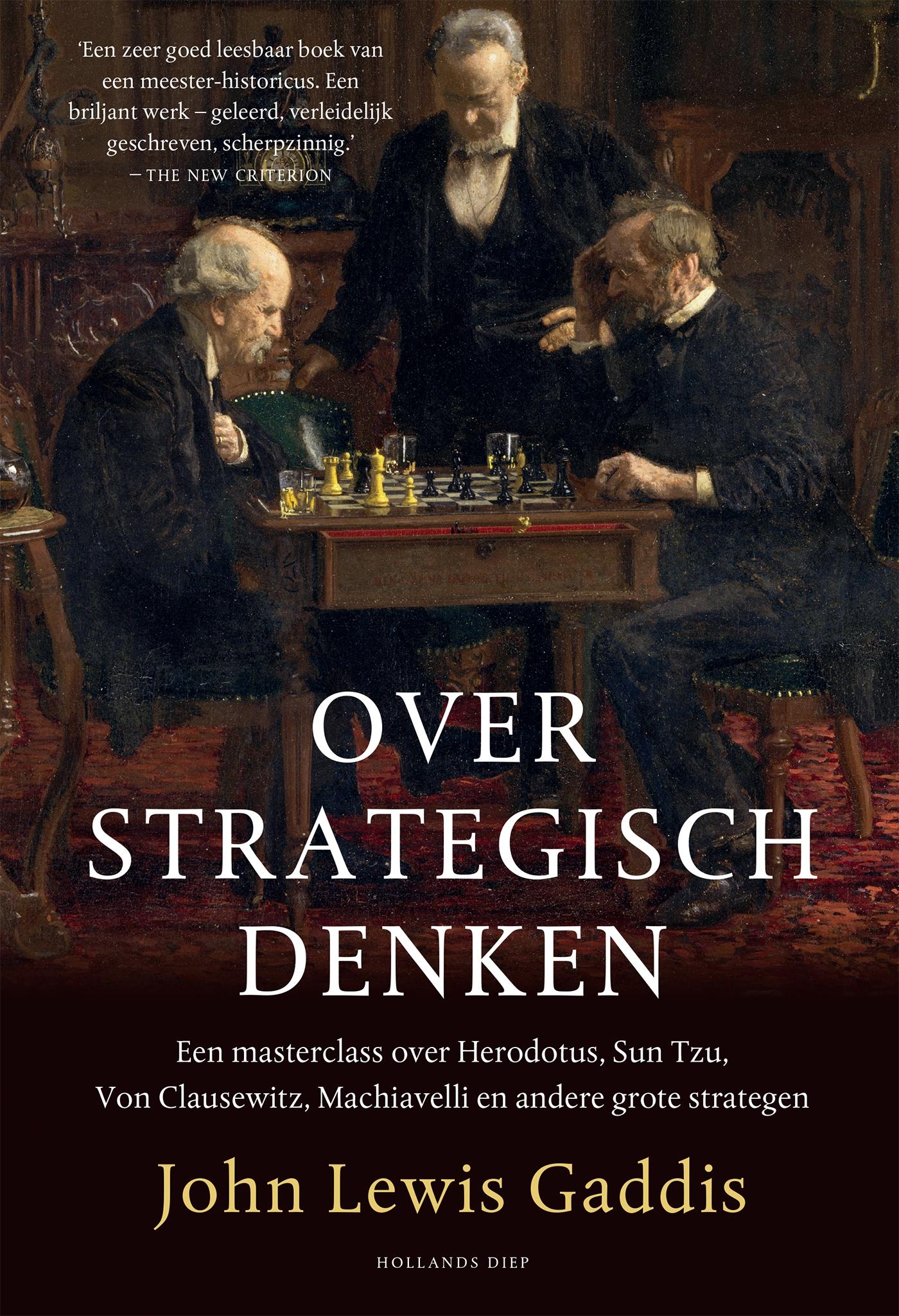 Over strategisch denken