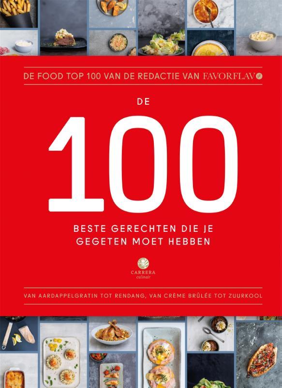 De 100 beste gerechten die je gegeten moet hebben