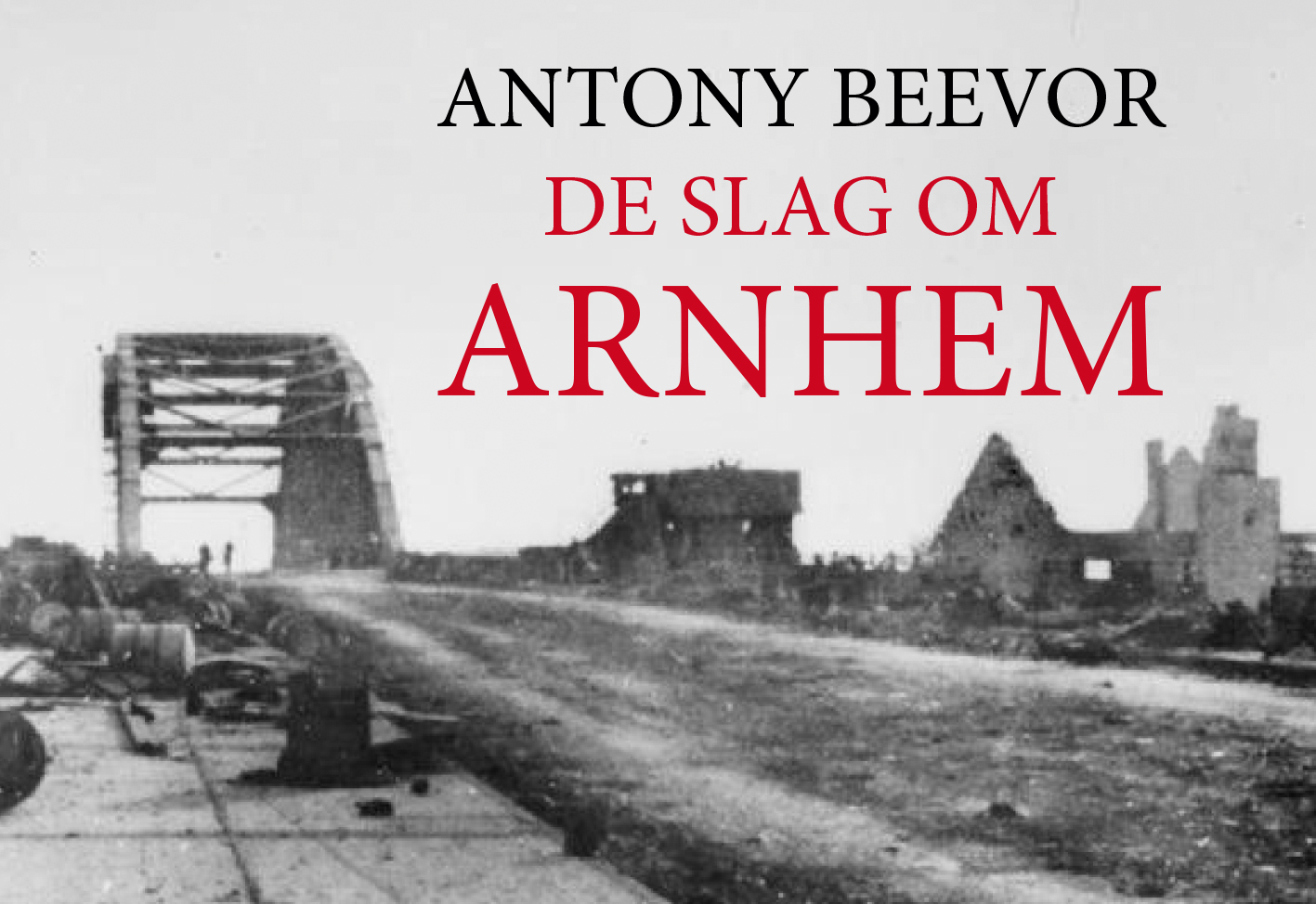 De slag om Arnhem DL