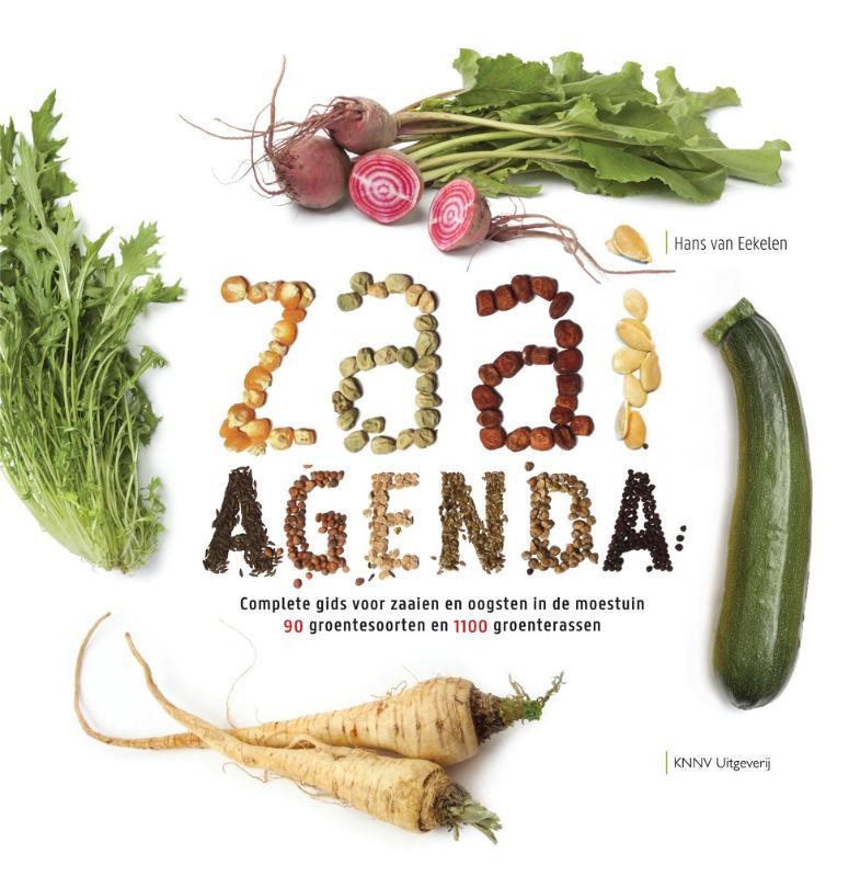 Zaaiagenda - moestuin & biologisch tuinieren