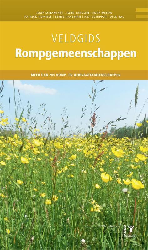 Rompgemeenschappen - flora, plantengemeenschappen