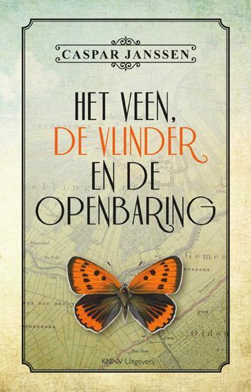 Het veen, de vlinder en de openbaring - dagvlinders, vlinderboek