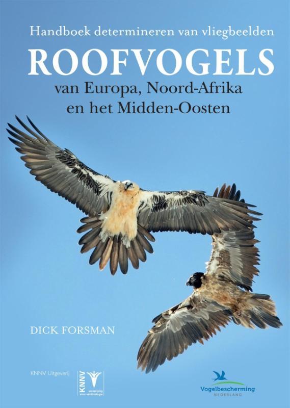 Handboek Roofvogels van Europa, Noord Afrika en het Midden-Oosten