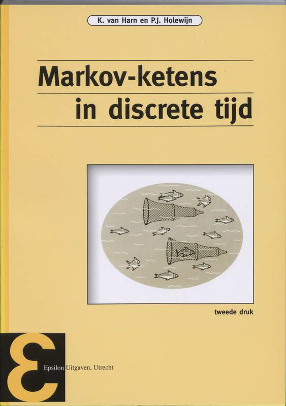 Epsilon uitgaven Markov-ketens in diskrete tijd