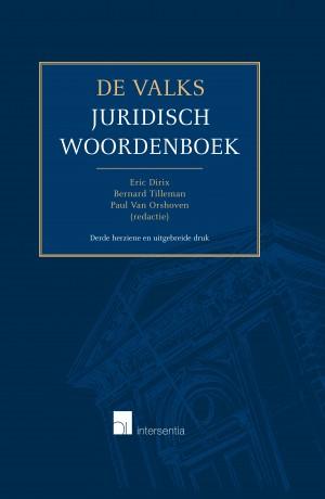 De Valks juridisch woordenboek (Belgisch)