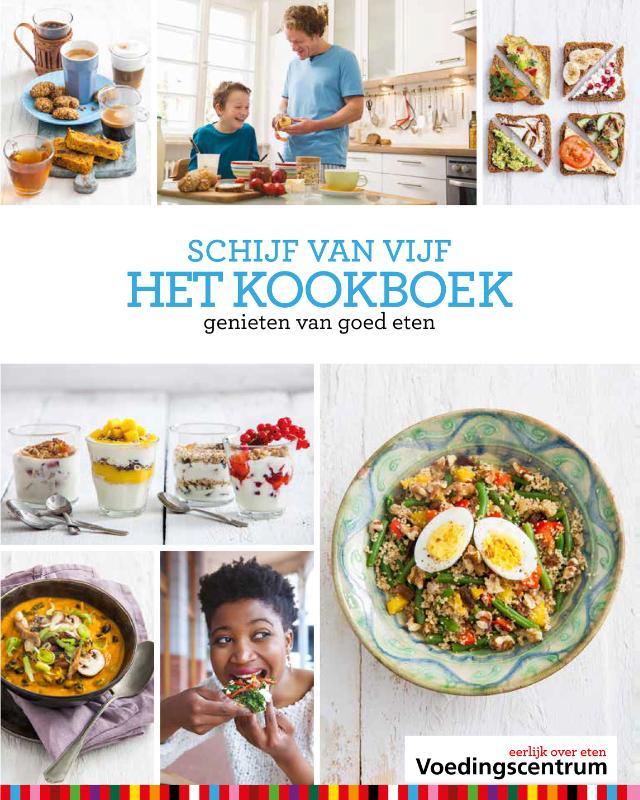 Schijf van Vijf - het kookboek