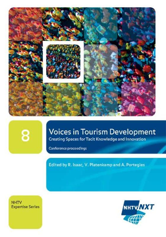 Voices in Tourism Development