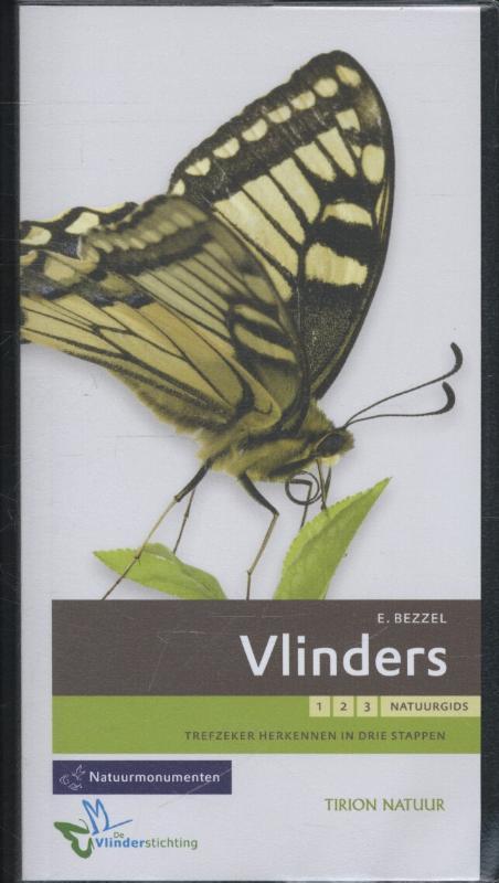 1-2-3 Natuurgids Vlinders