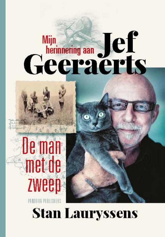 Mijn herinneringen aan Jef Geeraerts