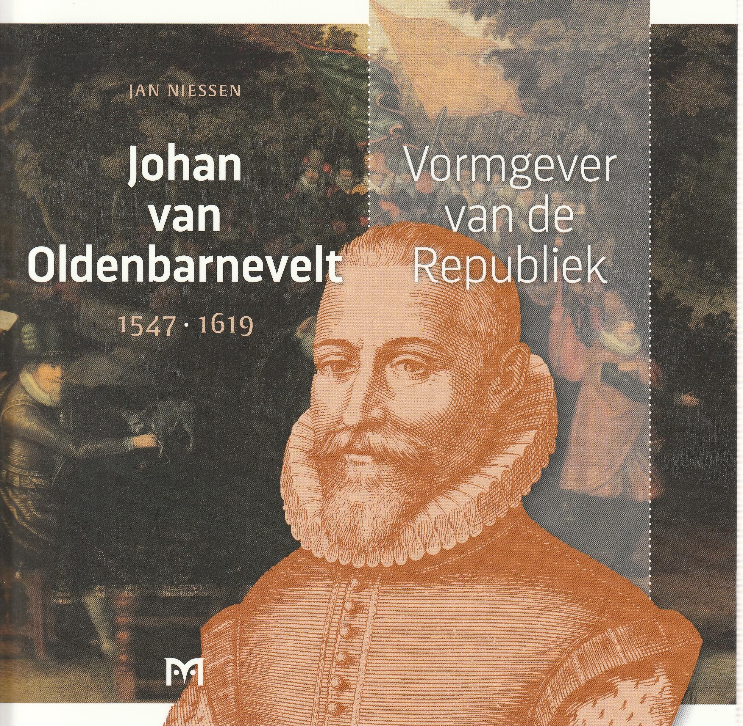 Johan van Barneveld 1547 - 1619