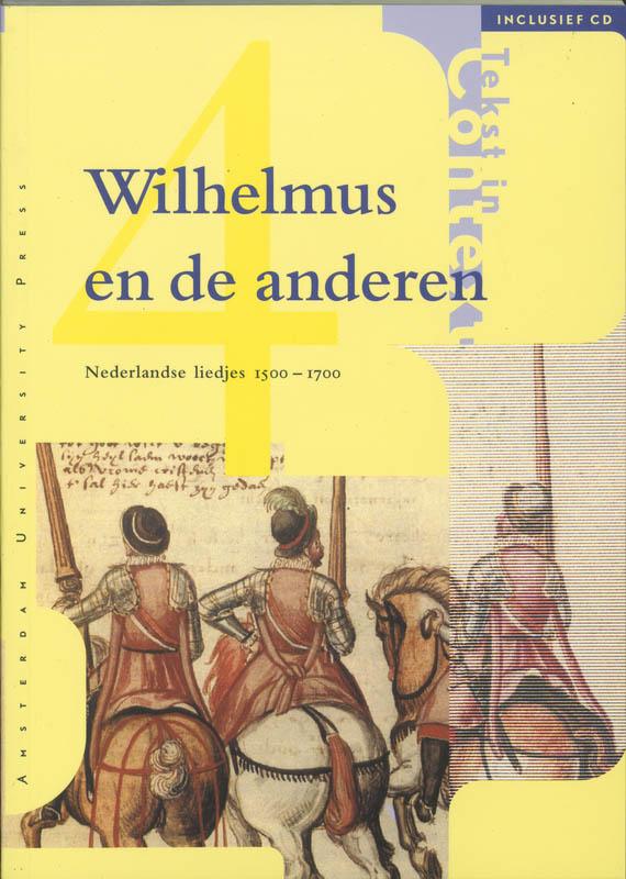 Tekst in Context Wilhelmus en de anderen
