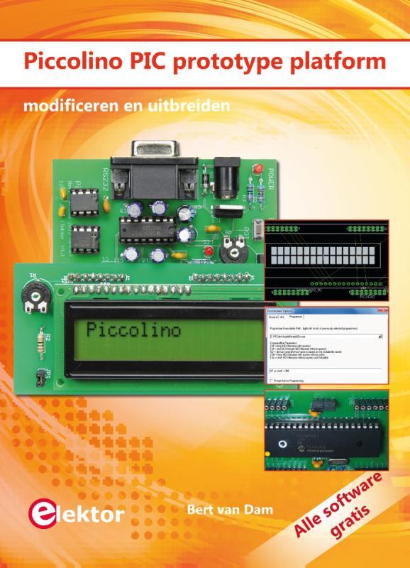Piccolino PIC prototype platform