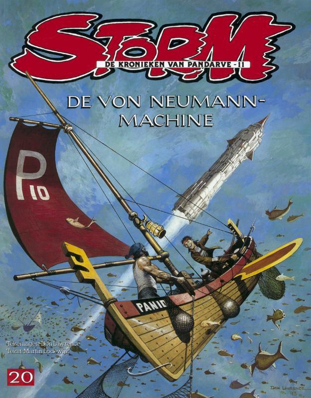 Storm 20 - De Von Neumann-machine