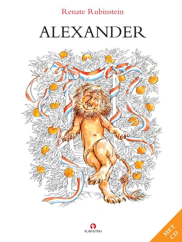 Alexander, Boek + CD