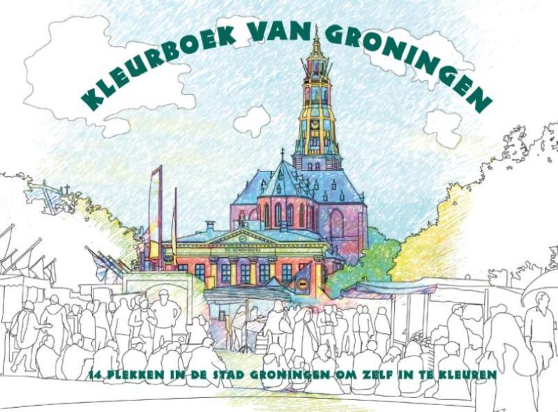 Kleurboek van Groningen