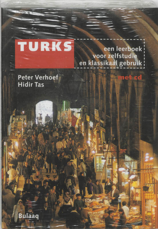 Turks leerboek + CD-Rom dr 1
