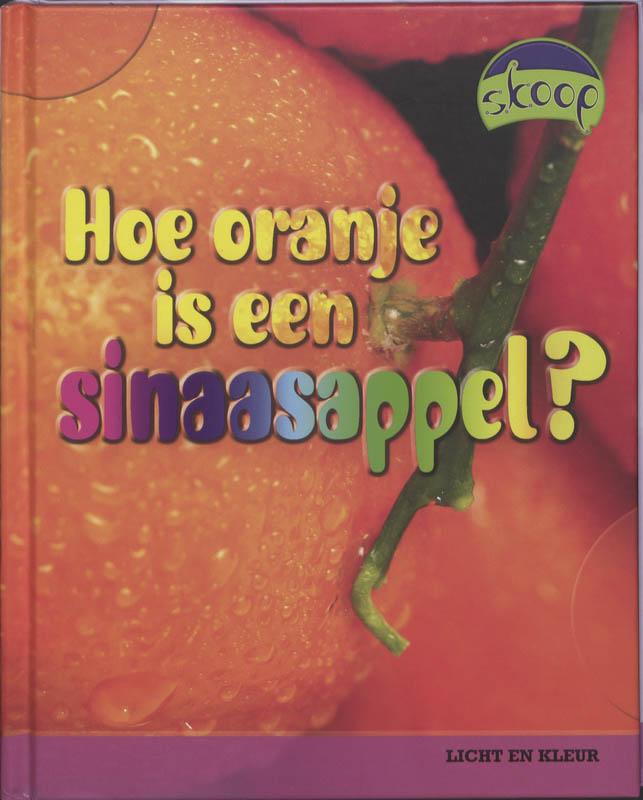 Hoe oranje is een sinaasappel? (Skoop)