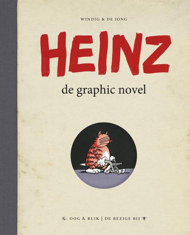 Heinz : Heinz, de graphic novel