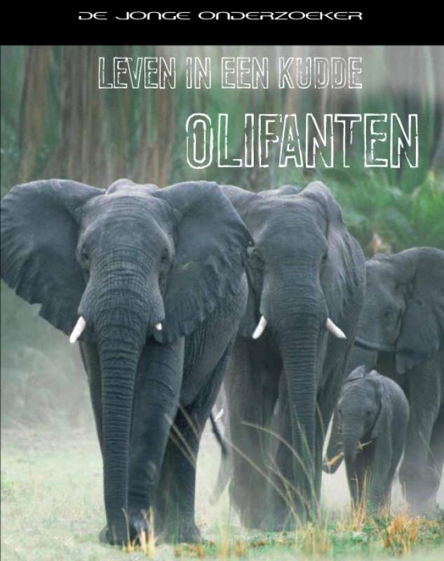 Leven in een kudde Olifanten