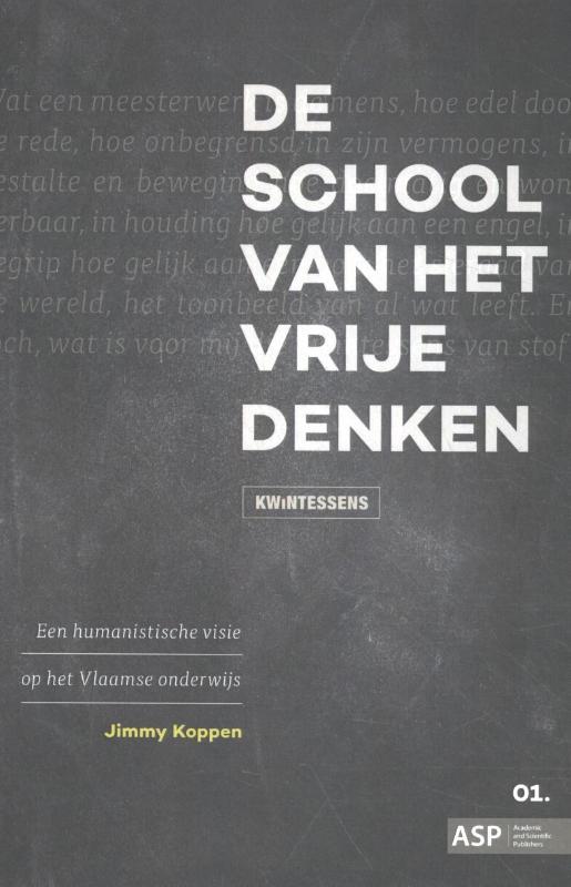 De school van het vrije denken