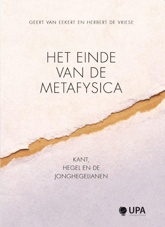 Het einde van de metafysica