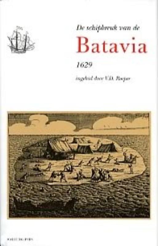 De schipbreuk van de Batavia, 1629