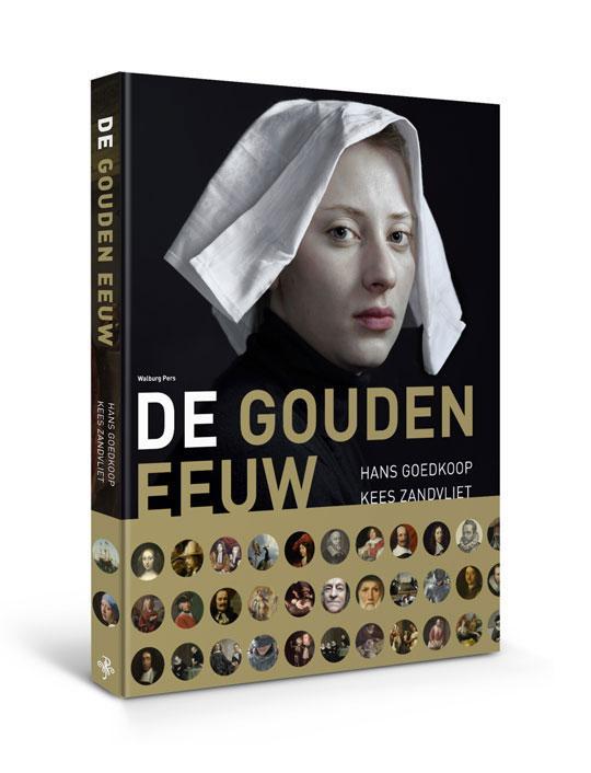 De Gouden Eeuw - Boek bij gelijknamige TV-Serie