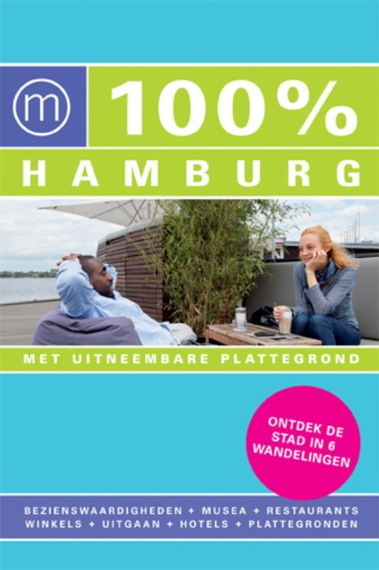 100% stedengids : 100% Hamburg