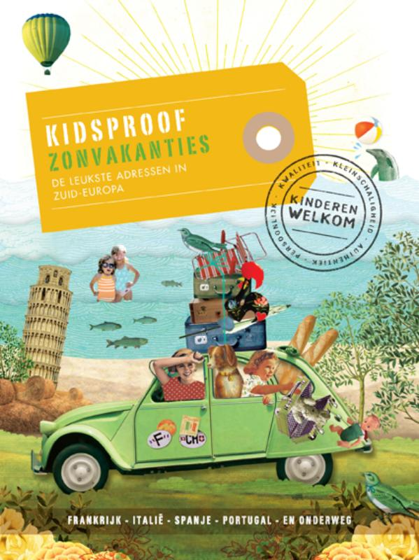 Kidsproof zonvakanties