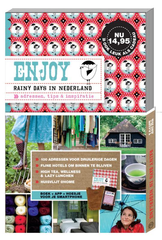 Giftset Enjoy rainy days in Nederland