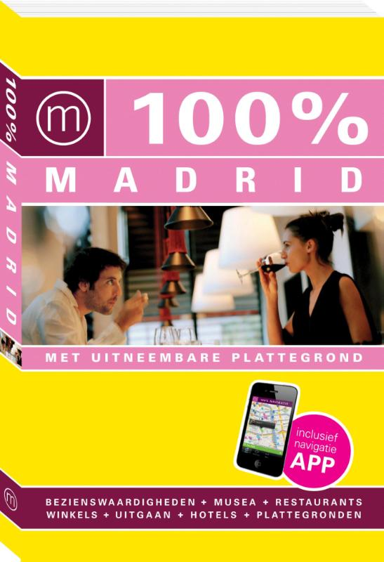 100% stedengids : 100% Madrid