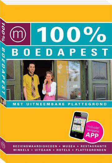 100% stedengids : 100% Boedapest