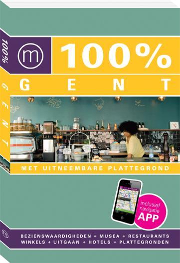 100% stedengids : 100% Gent