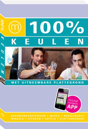 100% stedengids : 100% Keulen