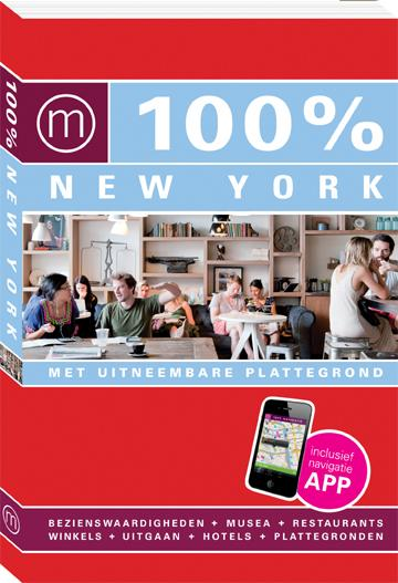 100% stedengids : 100% New York