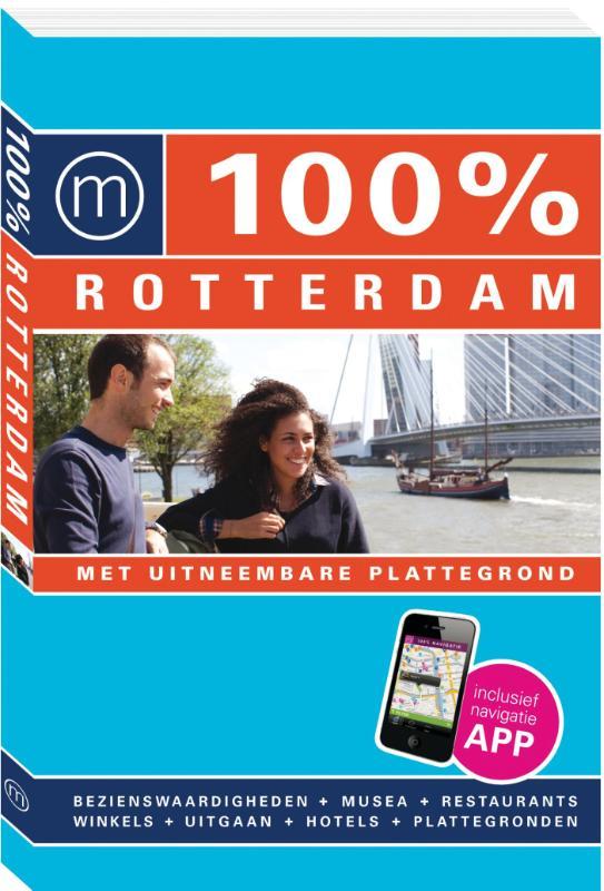 100% stedengids : 100% Rotterdam