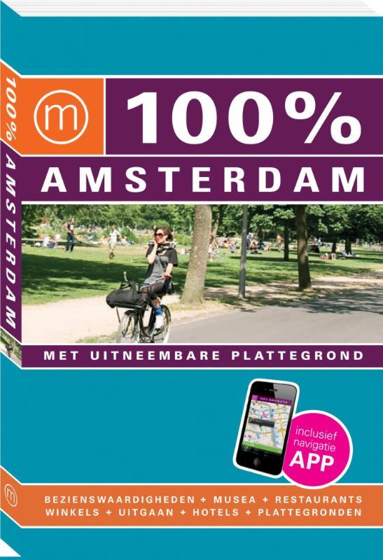 100% stedengids : 100% Amsterdam