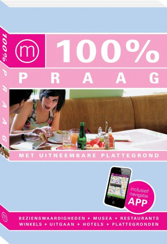 100% stedengids : 100% Praag
