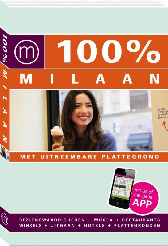 100% stedengids : 100% Milaan