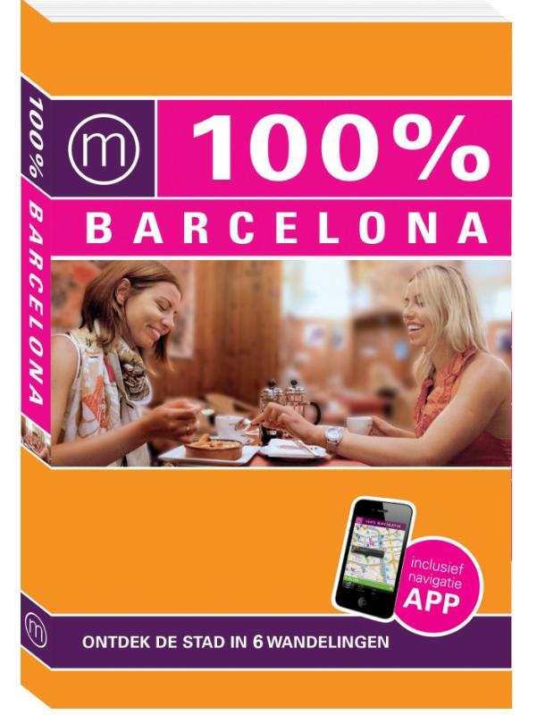 100% stedengids : 100% Barcelona