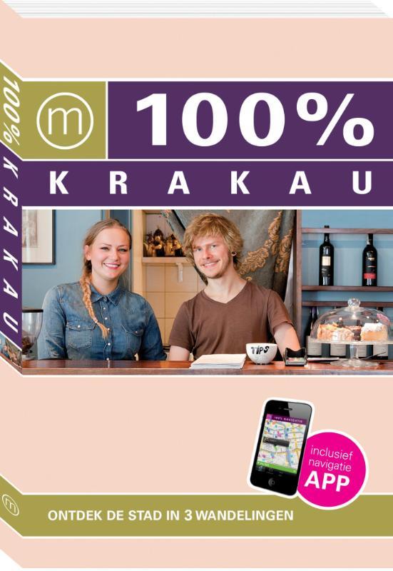 100% stedengids : 100% Krakau