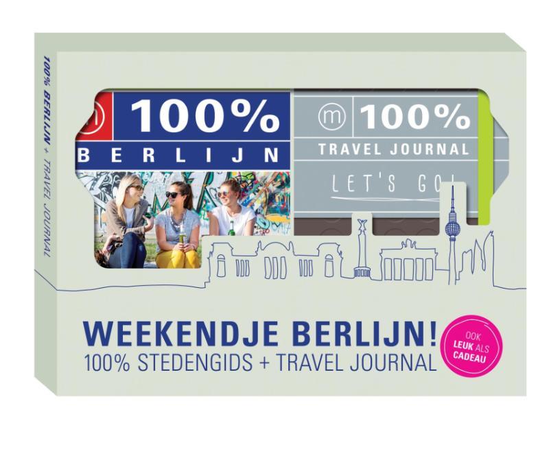 100% stedengids : Weekendje Berlijn!