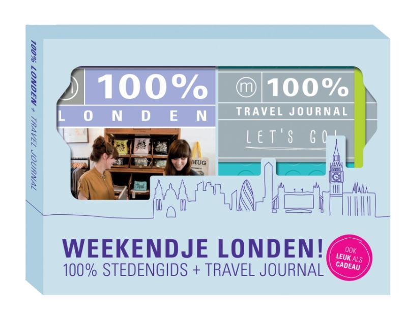 100% stedengids : Weekendje Londen!