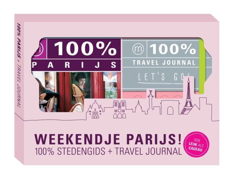100% stedengids : Weekendje Parijs!