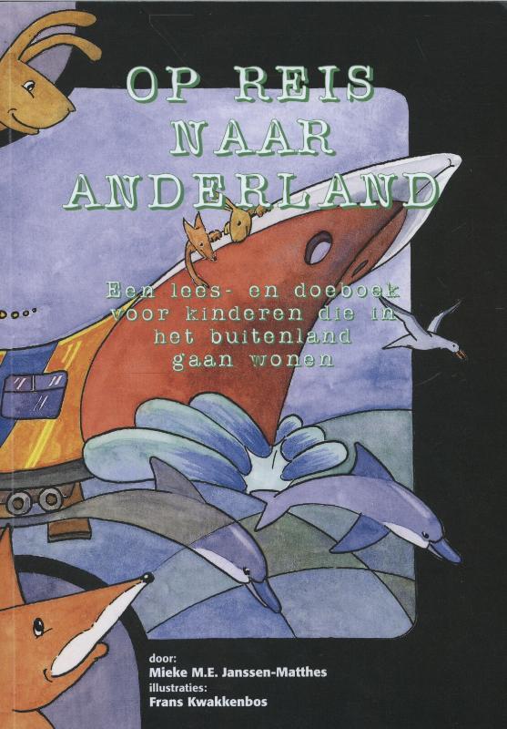 Op reis naar Anderland